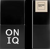 ONIQ Гель-лак для ногтей PANTONE 062, цвет Tapioca