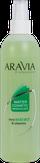 Aravia Вода косметическая минерализованная с мятой и витаминами, 300 мл. 1023