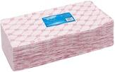 White Line Полотенце 35*70 пачка розовый спанлейс 100 шт. вакумпак