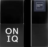ONIQ Гель-лак для ногтей PANTONE 058, цвет Eclipse OGP-058