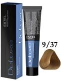 Estel Professional De Luxe Стойкая крем-краска 9/37, 60 мл.