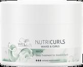 Wella Nutricurls Питательная маска для вьющихся и кудрявых волос 150 мл.