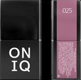 ONIQ Гель-лак для ногтей PANTONE 025, цвет Nostalgia rose OGP-025