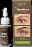 BrowXenna Хна для бровей, цвет № 101 нейтрально-коричневый (флакон)