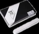 ONIQ Architect (metal) Nail File - сменная накладка пилка 240 грит, 80 шт,