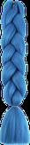 HIVISION Канекалон для афрокосичек темно-голубой А30