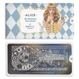 MoYou London Пластина для стемпинга Alice 08