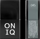 ONIQ Гель-лак для ногтей PANTONE 045, цвет Sharkskin