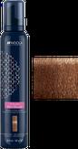 Indola Color Style Оттеночный мусс для укладки волос Св.коричн.орех 200 мл.