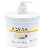Aravia Organic Увлажняющий укрепляющий крем Vitality SPA, 550 мл.