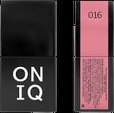 ONIQ Гель-лак для ногтей PANTONE 016, цвет Confetti OGP-016