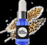 Hello Beauty Сыворотка для лица антивозрастная 18+ c омолаживающим экстрактом растений 30 мл.