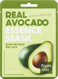 FarmStay Тканевая маска для лица с экстрактом авокадо, 23мл