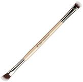 Irisk Кисть макияжная двухсторонняя Mokko для нанесения и растушевки сухих теней