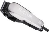 Dewal Машинка для стрижки Dewal Factor, 0.5-2 мм, сетевая,вибрац,6 нас., нож 45 мм. 5500 об/мин 03-018