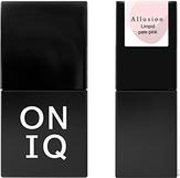 ONIQ Allusion Гель-лак для ногтей, цвет Limpid pale pink OGP-177