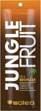 Soleo Jungle Fruit Крем для солярия с 12-кратным бронзатором с алоэ вера и маслом ши 15 мл