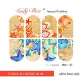 Lucky Rose Слайдер-дизайн Minic 37