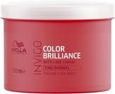 Wella Invigo Color Brillance Маска для окрашенных нормальных и тонких волос 500 мл.