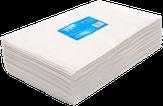 White Line Салфетка одноразовая в пачке 20*20 спанлейс белый 100 шт.