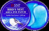 SNP Bird's Nest Aqua Eye Patch Омолаживающие гидрогелевые патчи с ласточкиным гнездом 60 шт.