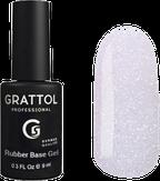 Grattol Base Glitter База-камуфляж с шиммером №4