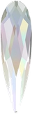 Swarovski Elements Стразы 2304 6 x 1.7 mm Crystal AB 12 шт.