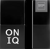 ONIQ Гель-лак для ногтей PANTONE 070, цвет Steel Gray OGP-070