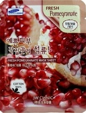 3W Clinic Fresh Pomegranate Mask Sheet Тканевая маска с экстратом граната