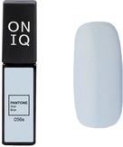 ONIQ Гель-лак для ногтей PANTONE 056s, цвет Wan Blue OGP-056s