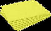 White Line Простыня одноразовая в пачке 140*200 SMS 20 желтый 10 шт.