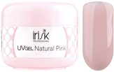 Irisk Гель ABC Limited collection, 15 мл. (02 Natural Pink)
