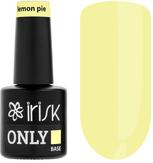 Irisk База каучуковая цветная  10мл Лимонный пирог