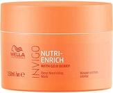 Wella Invigo Nutri-Enrich Питательная маска-уход 150 мл.