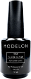 "Modelon Top Super Gloss Топ ""Супер блеск"" без липкого слоя, 12 мл."