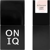 ONIQ Allusion Гель-лак для ногтей, цвет Limpid peachy OGP-174