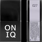 ONIQ Гель-лак для ногтей PANTONE 027, цвет Nimbus Cloud OGP-027