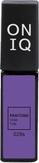 ONIQ Гель-лак для ногтей PANTONE 029s, цвет Violet tulip OGP-029s