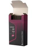 Сталекс Набор сменных файлов для пилки полумесяц (шлифовщик на пенной основе) Expert 320 грит (10 шт)