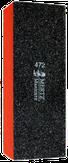 Mertz A472 Брусок для ногтей 100/180 грит