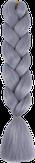 HIVISION Канекалон для афрокосичек пепельный А39