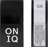 ONIQ Гель-лак для ногтей PANTONE 026, цвет White Alyssum OGP-026