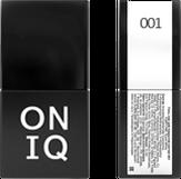 ONIQ Гель-лак для ногтей PANTONE 001 Snow White OGP-001