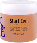 """Start Epil Сахарная паста для депиляции """"Плотная"""", 400 гр. 2020"""