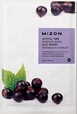 Mizon Joyful Time Essence Mask Acai Berry Тканевая маска для лица с экстрактом ягод асаи 25 мл