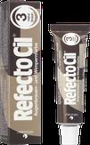 RefectoCil Краска для бровей и ресниц, цвет коричневый № 3 15 мл.