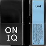 ONIQ Гель-лак для ногтей PANTONE 044, цвет Airy blue OGP-044
