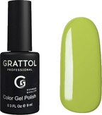 Grattol Гель-лак №106 Grass