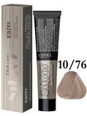 Estel Professional De Luxe Silver Стойкая крем-краска для седых волос 10/76, 60 мл.
