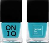ONIQ Лак для ногтей с эффектом геля PANTONE Baltic ONP-319